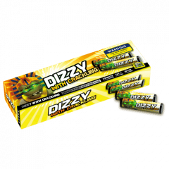 DIZZY WITH CRACKLING