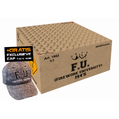 F.U. (Fireworks University) 144shots (MGVN188255)