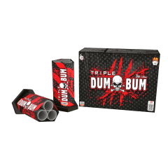 DumBum Triple Shot (VWWW103005)