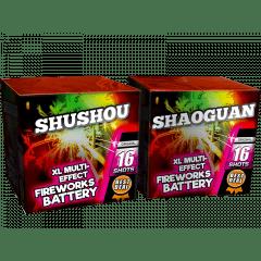 Shaoguan & Shushou (VWWW13483)